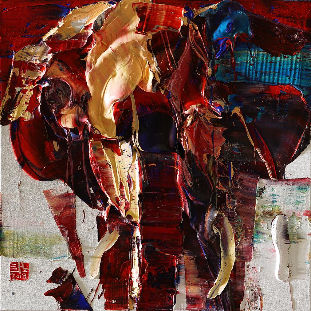 Wild aura 2018 Elephant 002