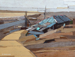 11_trace landscape-형도_ 41X53cm_mixed med