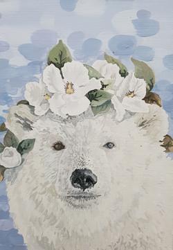 026, 박계숙, 나르시스의 정원-16, 23 x 34 cm, 캔버스에