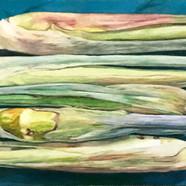 037, 수순(水筍)연작2, 53 x 45 cm, oil on canva