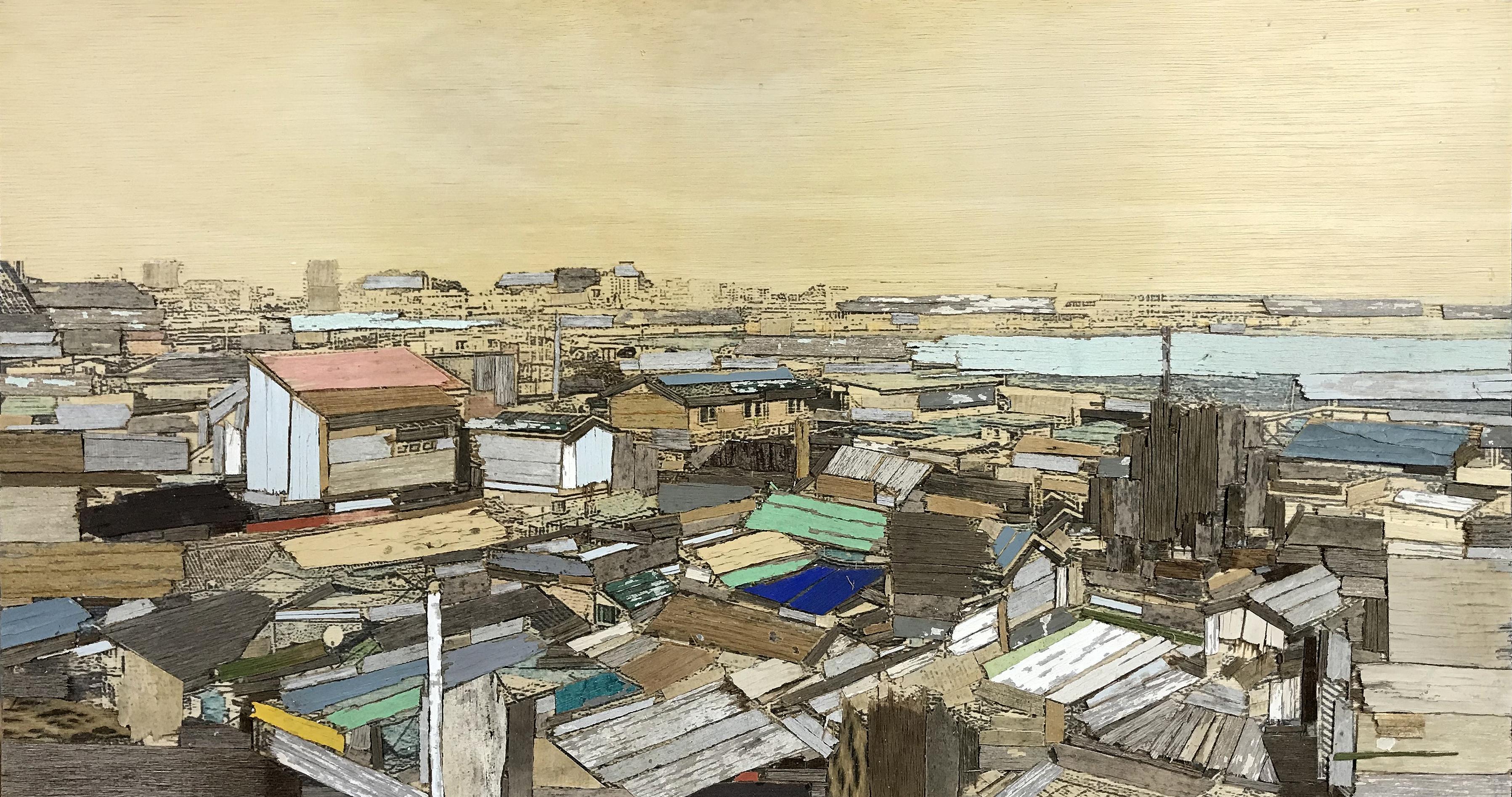 이부강1, moved landscape(춘천), 30 x 56 cm, m