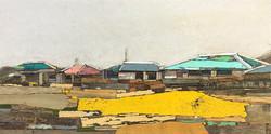 004, 이부강, moved landscape(제주4), 40 x 20
