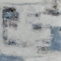 006, 이윤정, Rainy Morning 102, 30 x 30 cm,