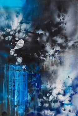 003, 연상록, 자연의 마음을 담다 -초하2-, 25 x 37 cm,