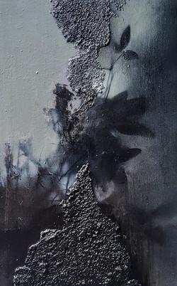004, 연상록, 자연의 마음을 담다 -들풀-, 25 x 40 cm, 오