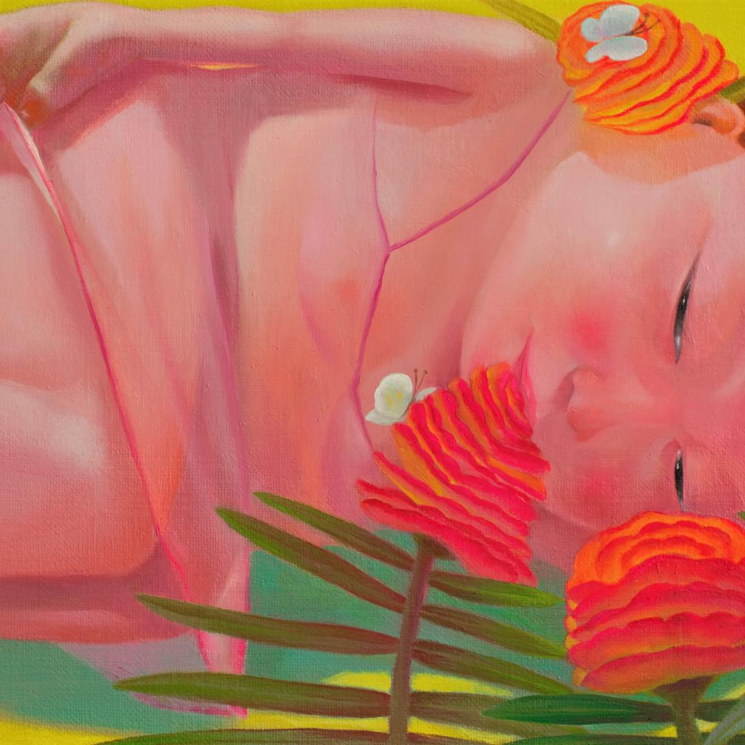 그녀의 정원 24x 36.5 oil on canvas 2019.jpg