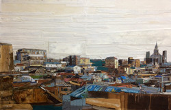 04_trace landscape-지동_96X149cm_mixed med