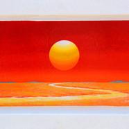 014, Sunrise - Faith,  Hope  and  Love,
