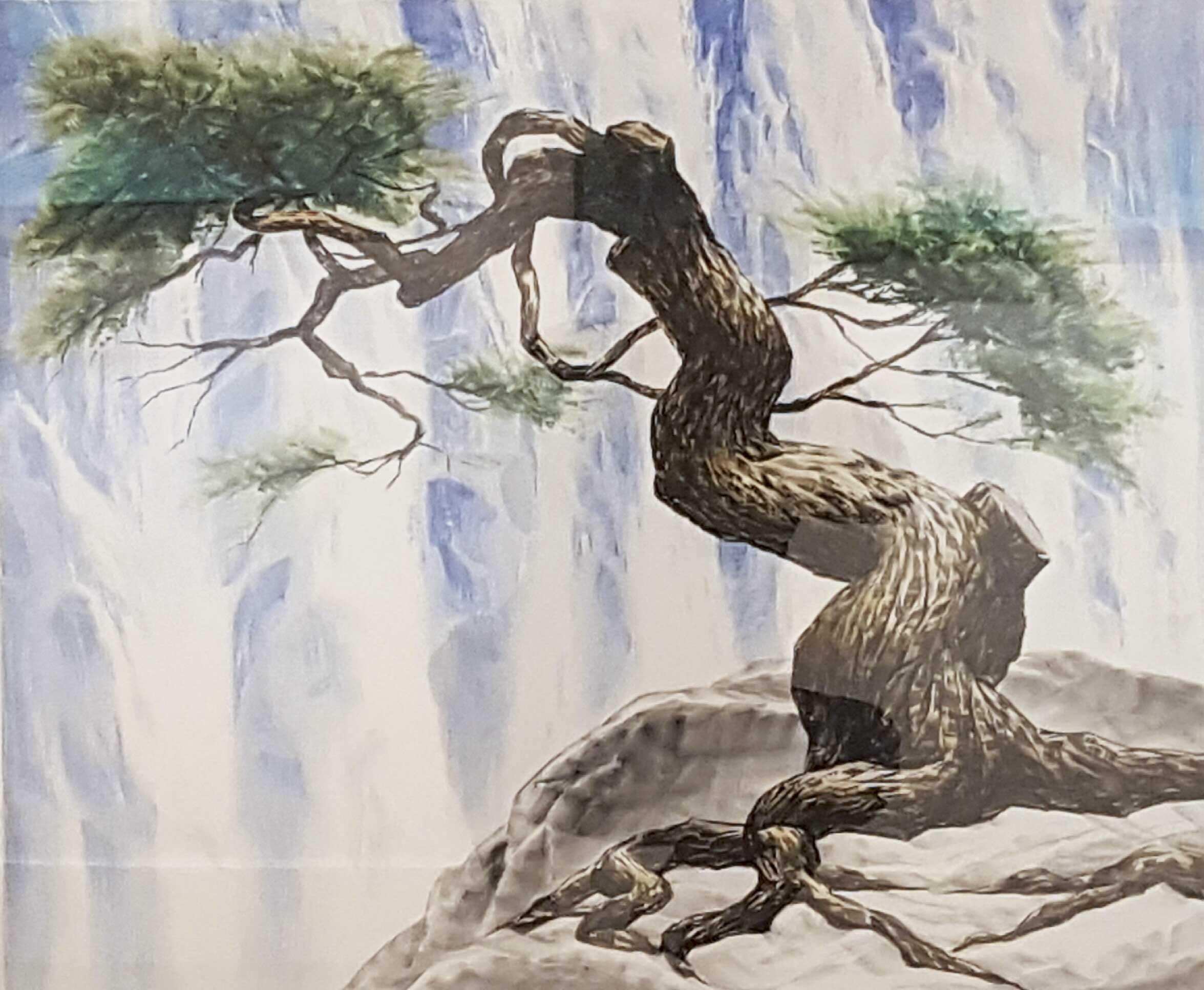 송승호, -, 72.7x60.6cm, 화선지에 수묵