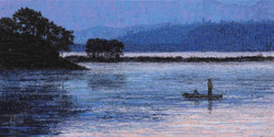 우포늪이야기-흐르는시간 97x162.2cm oil on canvas 2016 2000만원 (3)
