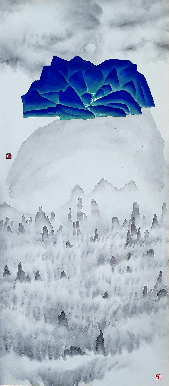 007, 김성호, 젊은 날엔, 33.5 x 69