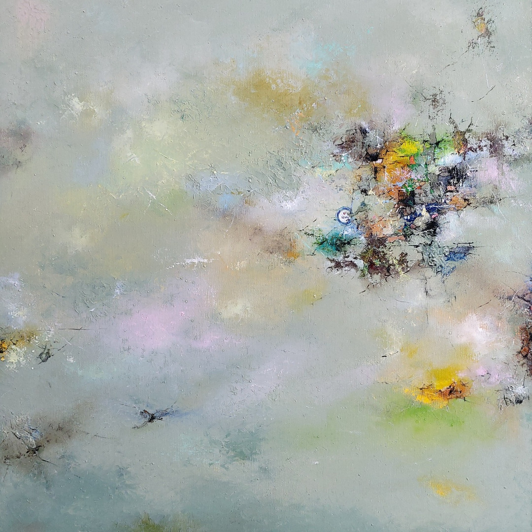 009, 권영범, 어떤 여행(Un Voyage), 53 x 65 cm,