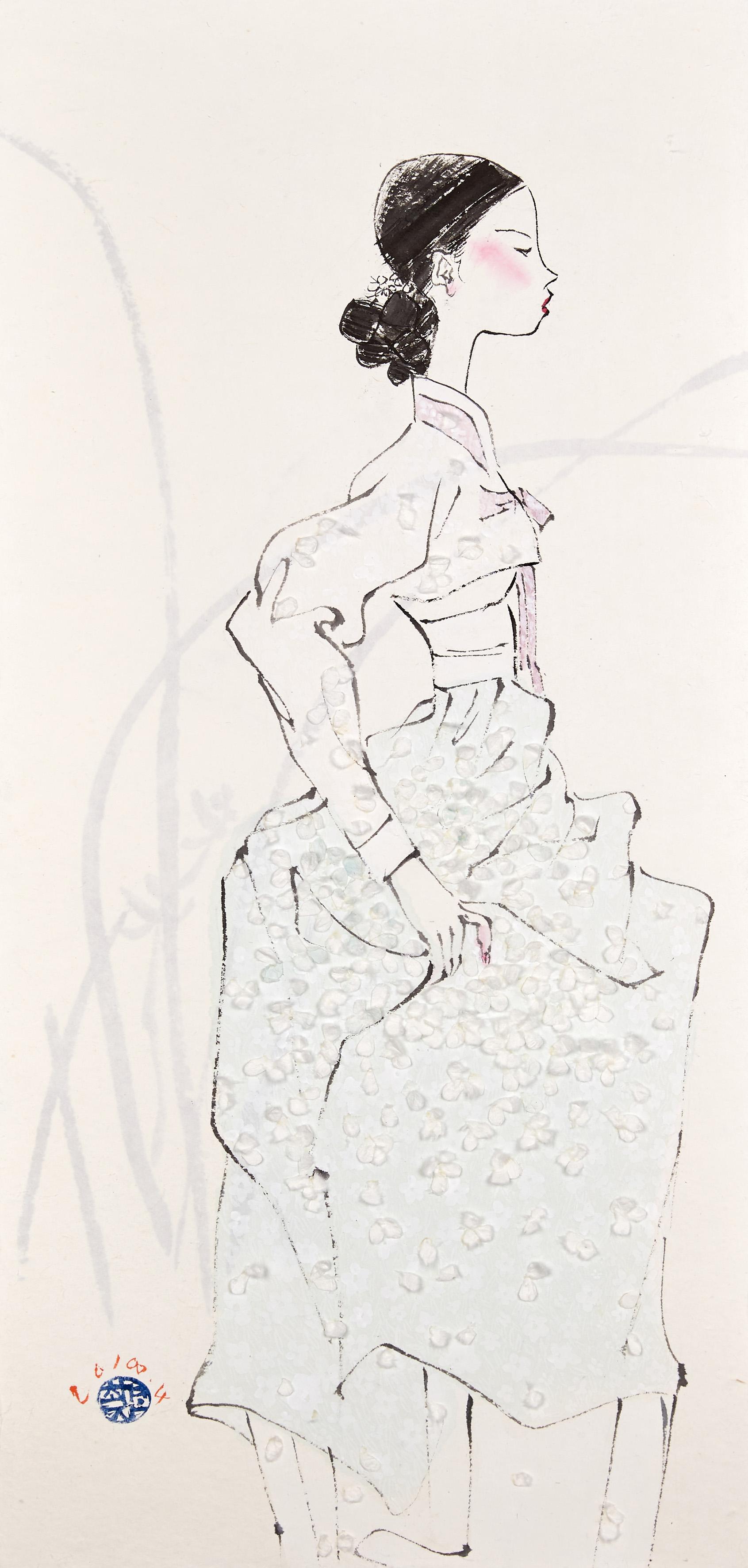 최경자(11-2)_베갯송사 72.5x34