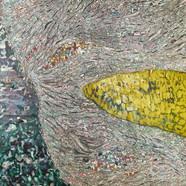 003, 바다, 97x147cm, Mixed material, 2016.