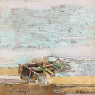 011, 이부강, trace 233, 30 x 30 cm, Mixed m