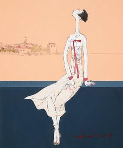 5. 최경자, Alpha Girl 1923, 36.0 x 43