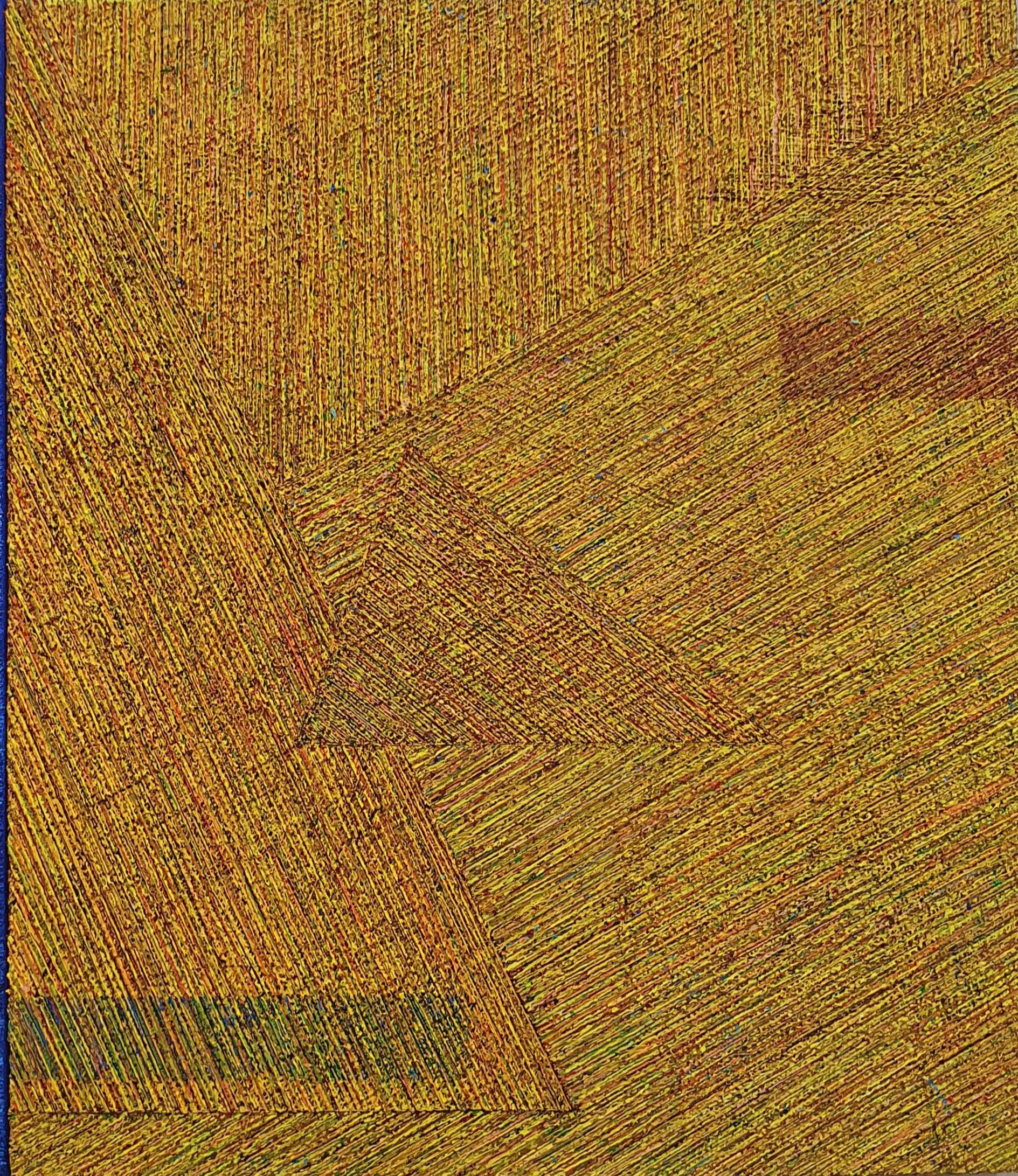 조미화, HOMO-VIATOR0g1, 53.0 x 45
