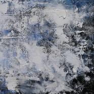 002, 연상록, 푸르른 날 -윤슬-, 95 x 50 cm, 오일 및 혼