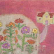 005, 조수정2, 내 마음엔 언제나 봄이 와 있다, 70 x 55 cm