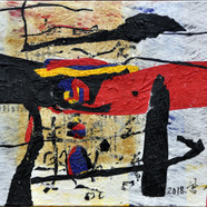 004, one's home town 18116, 60 x 72 cm,