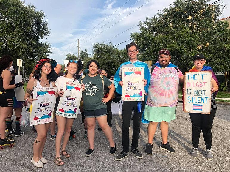 Pasco Pride Volunteers