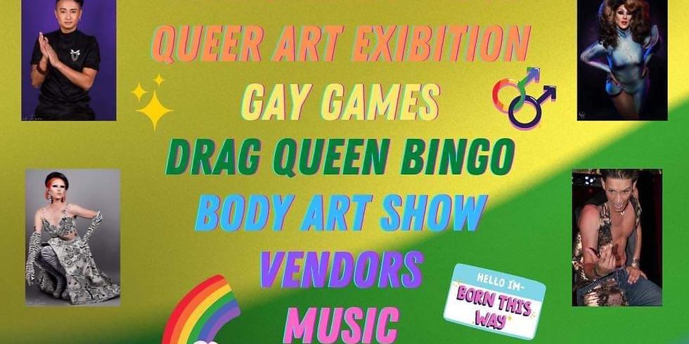 Loud & Proud! (Pride Day)