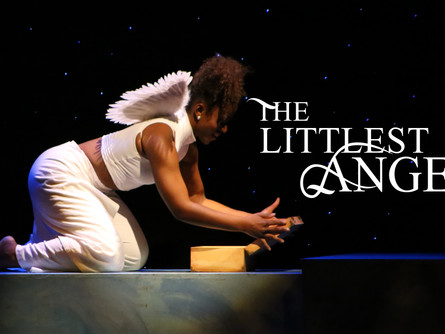 "Dancers bring classic children's book alive this holiday season in ""The Littlest Angel&quot"