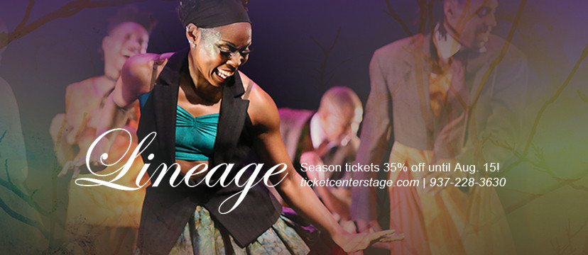 Ticket packages for DCDC's 49th season, Lineage, are on sale now! Get yours for 35% off if you purchase by Aug. 15.