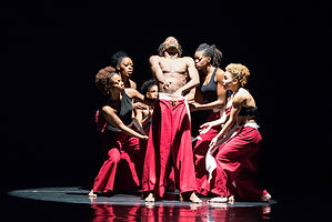Dayton Contemporary Dance Company, HBCU, tour, black dance, Wawa Aba