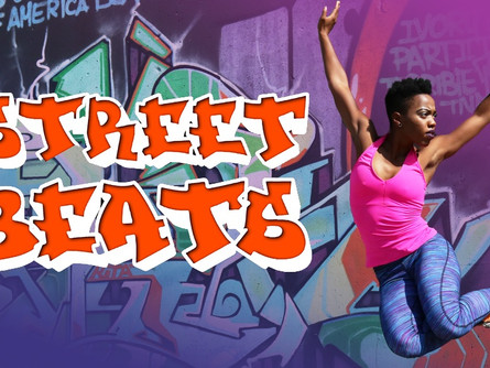 Join us for FREE Street Beats concert!