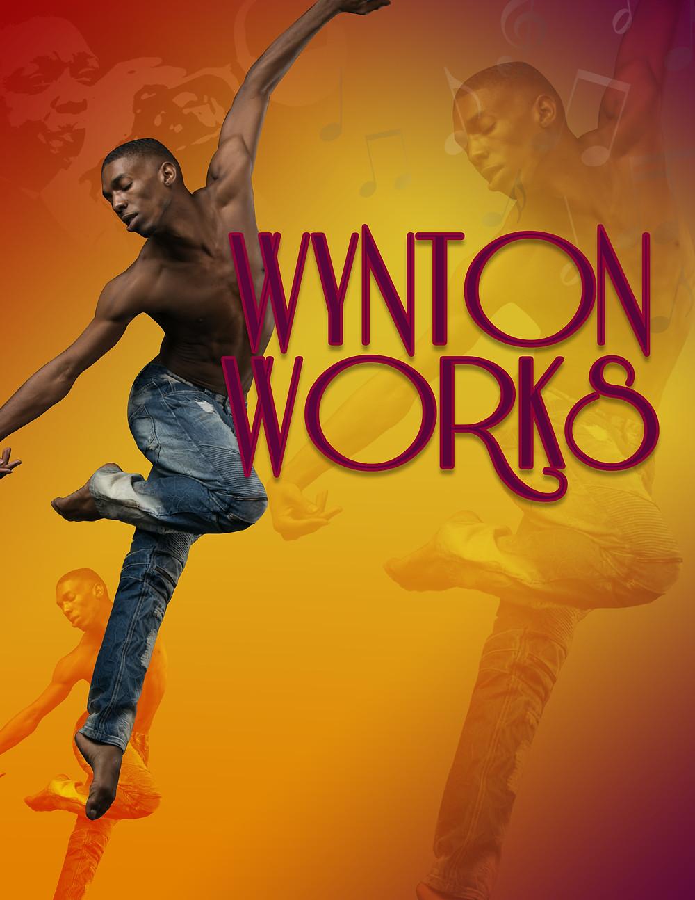 Wynton Works hits the stage Oct. 7 & 8! DCDC Dancer Matthew Talley, photo credit Scott Robbins