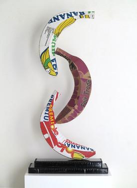 Banana Sculpture No.16, 2012