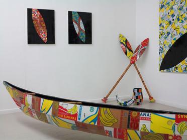 River Crossing, Galleria Lorcan O'Neill, 2013