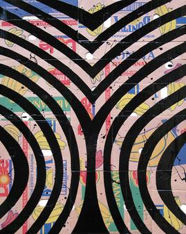 Banana Painting No. 1, 2011