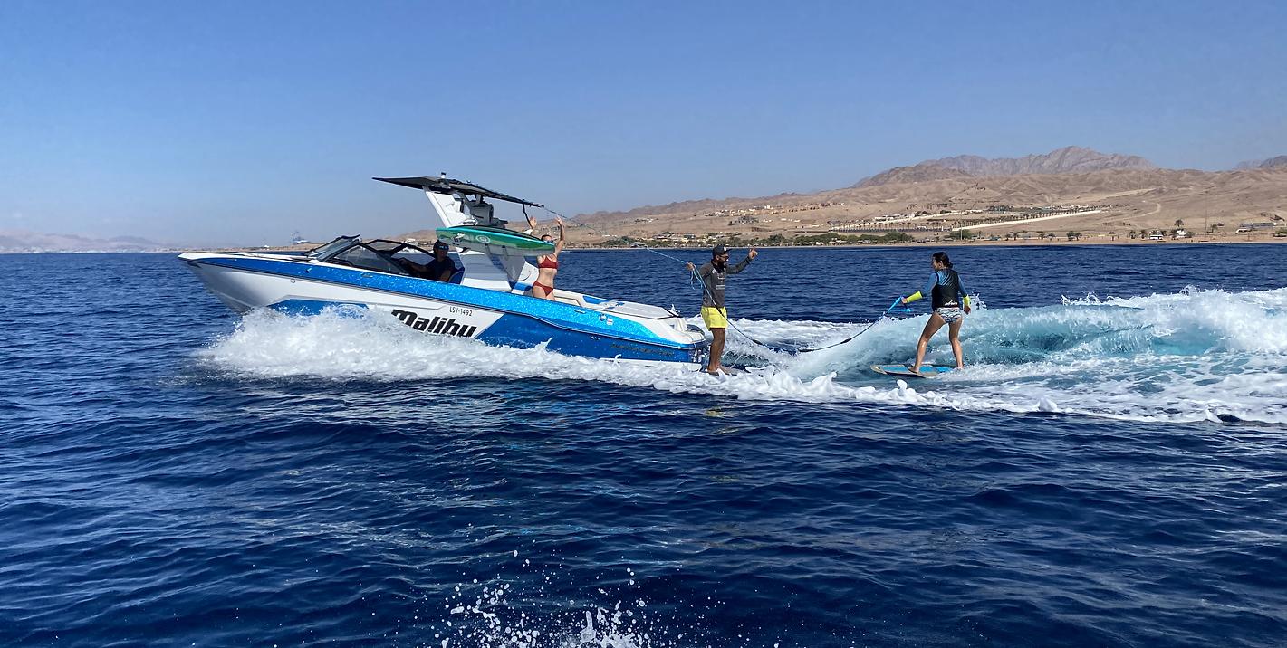 wakesurfing, wakesurfing lessons, boat rental