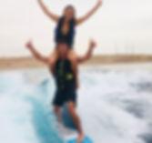kitesurf wakesurf wakeboard kayak sup h&swater sports aqaba jordan