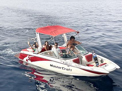 boat rental watersports