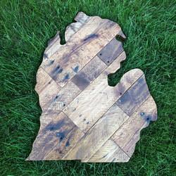 Pallet Wood Michigan