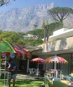 Parasols hire Cape Town