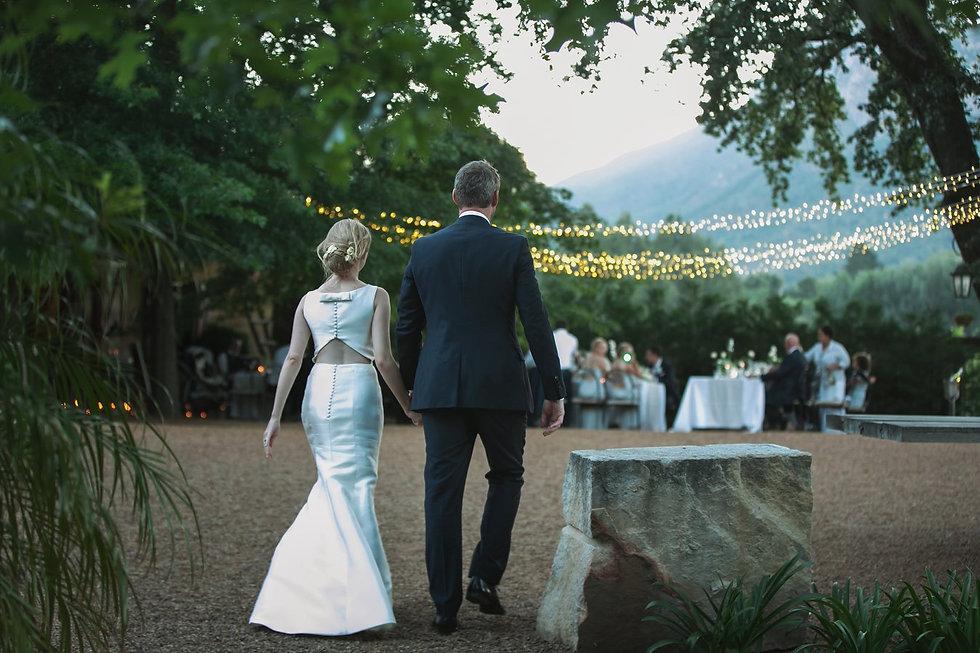 Wedding venues Franschhoek