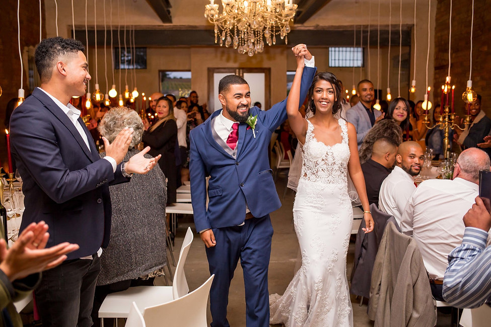 Rozendal 401 wedding decor