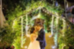 wedding fairy lights Cape Town