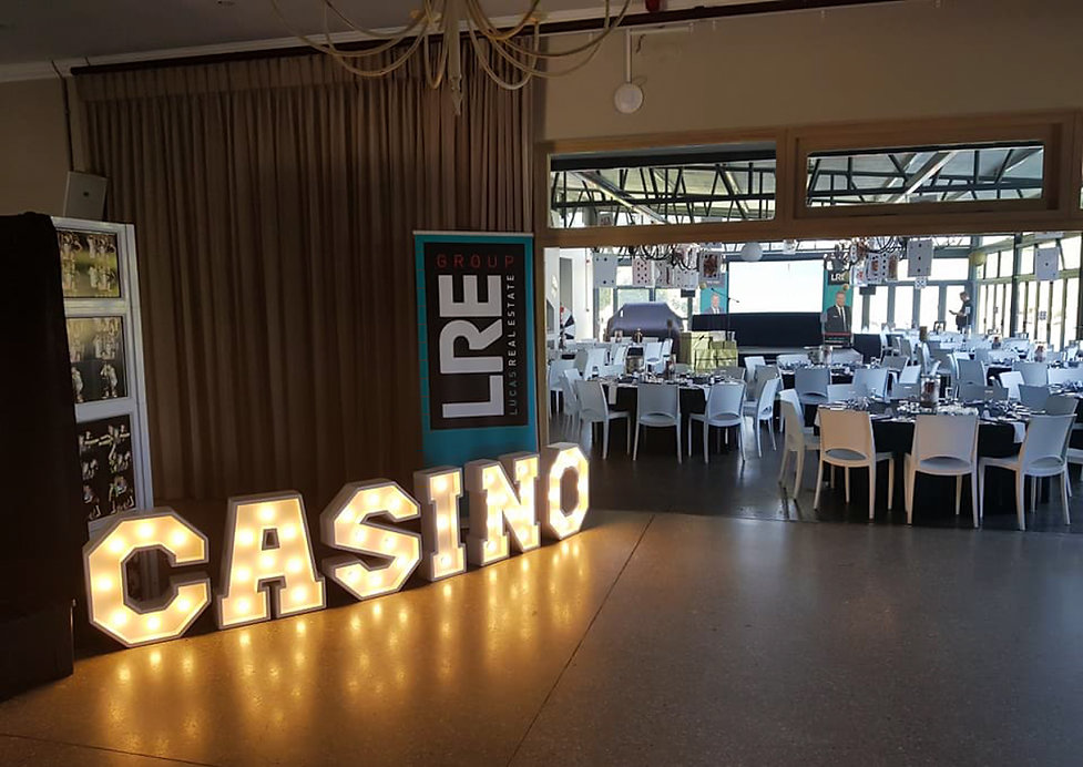 lighting hire Cape Town