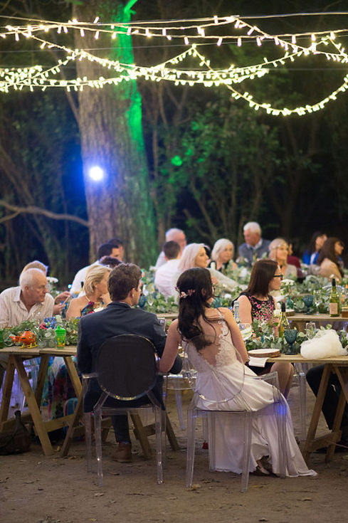 Outdoor wedding venues Cape Town
