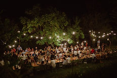 festoon lights hire Cape Town