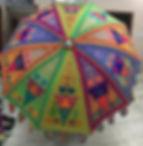 Outdoor umbrellas to rent Cape Town