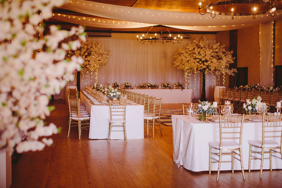 Wedding decor rentals Cape Town