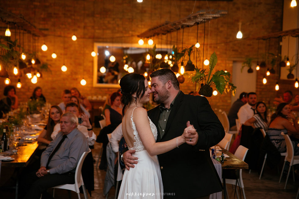 Rockhaven wedding decor