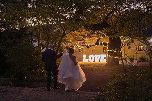 Love lights Cape Town