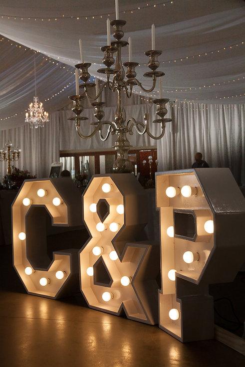 Eensgezind wedding decor